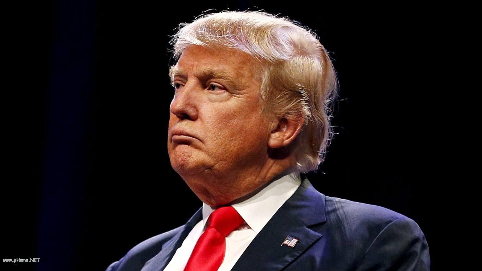 """特朗普称""""可能签署""""行政令 阻止拜登参与11月大选"""