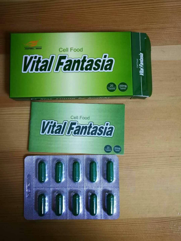 [美食特产]VitalFantasia达康壮士健 精力达台湾
