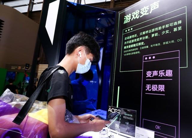 OPPO再度参展ChinaJoy:125W地表最强闪充技术线下首秀