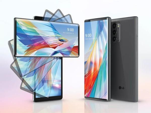 LG Wing正式发布搭载765G 这样的双屏你喜欢么?