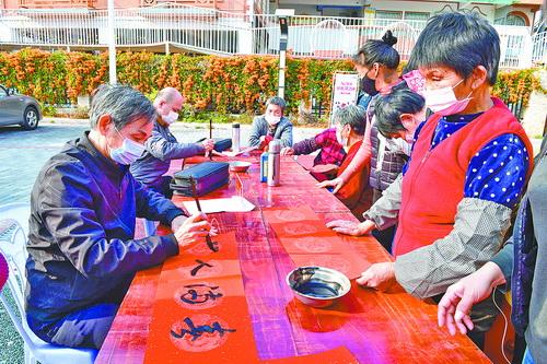 """帮扶暖民心 惠农助发展同安区2021年文化科技卫生""""三下乡""""活动启动"""
