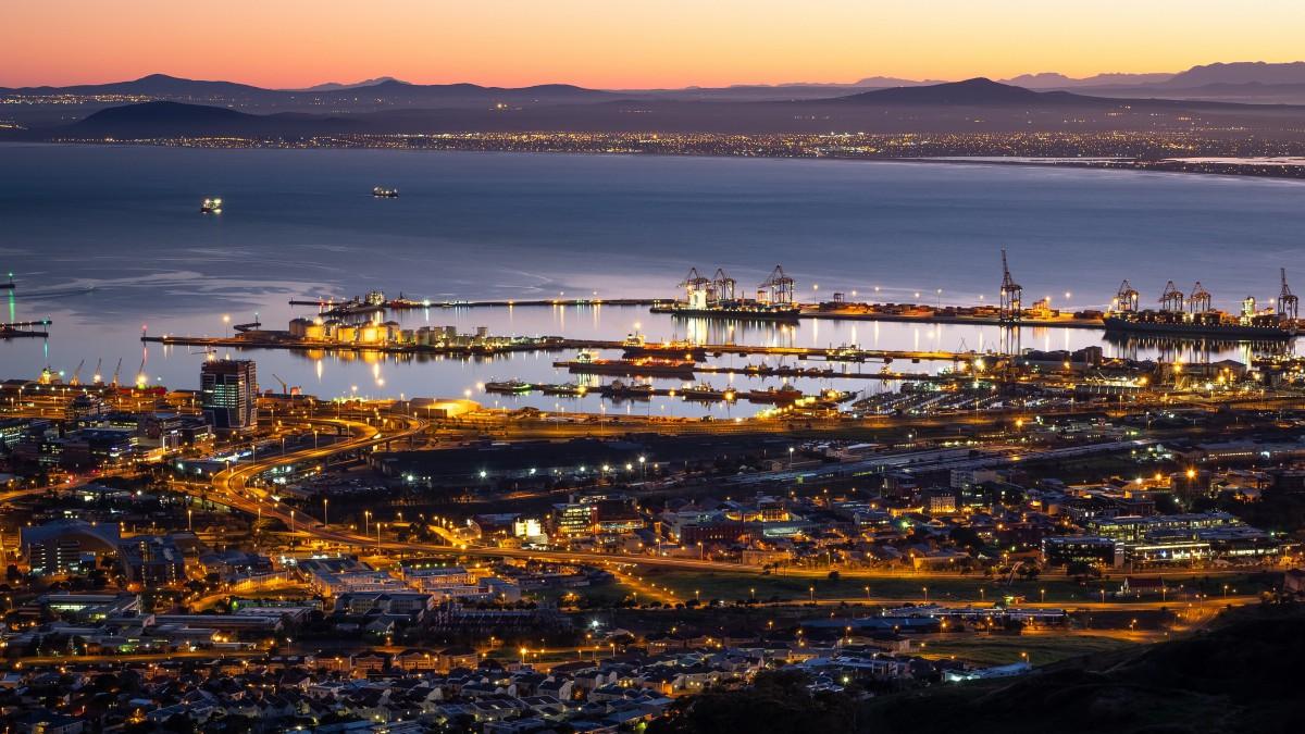 南非开普敦风光图片