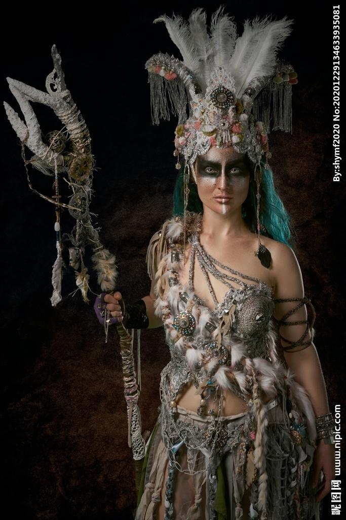 女巫 祭司图片