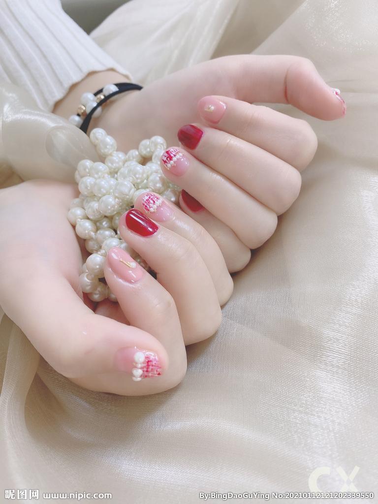 手指艺术图片
